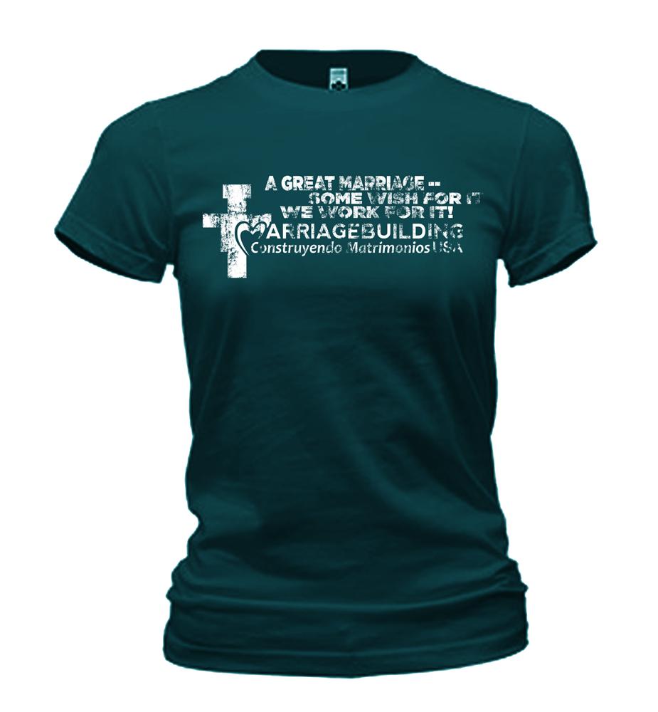 Elegant playful non profit t shirt design for for T shirt design usa