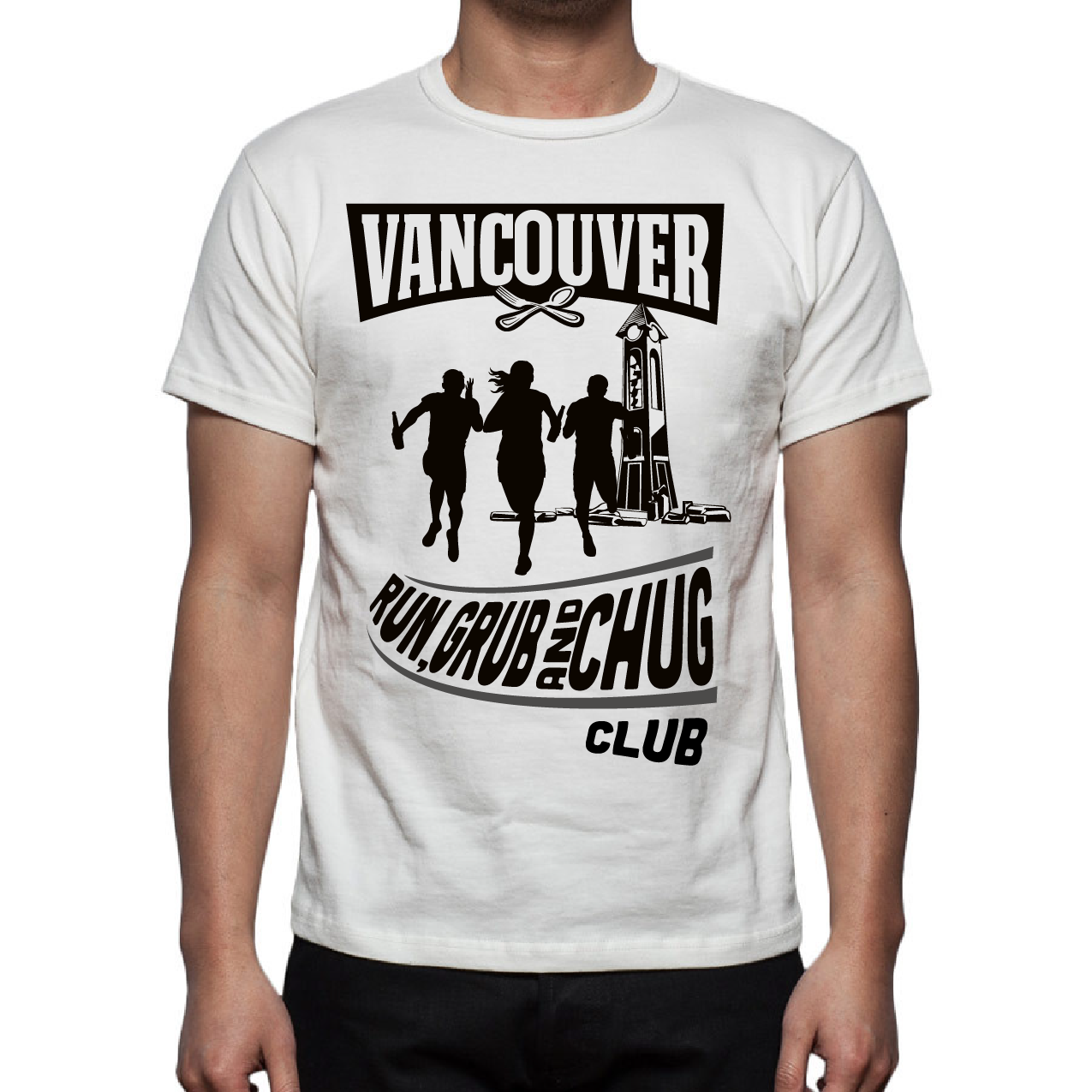 Playful Personable Club T Shirt Design For A Company By Chris025