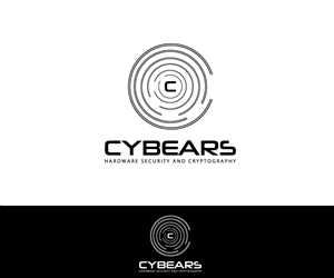 Logo Design for CYBEARS - Provide services in hardware security and cryptography by ergo™