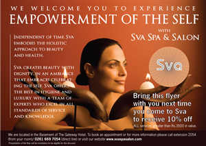 Poster Design by Vicky Frenkel Studio - Introducing SVA Spa and Salon