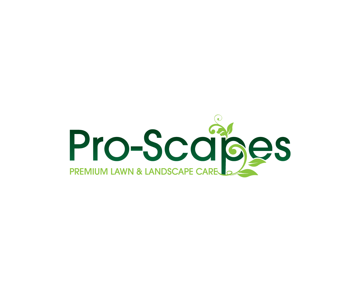 Logo Design by niko for this project | Design #5820003 - Upmarket, Bold, Landscape Logo Design For Pro-Scapes Premium Lawn