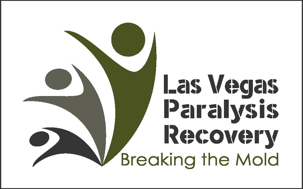 Fett Spielerisch Logo Design For Las Vegas Paralysis