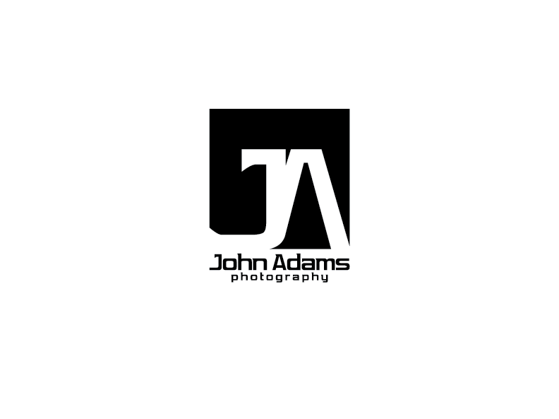 conservative masculine work logo design for john adam photography by sd design 307309 designcrowd