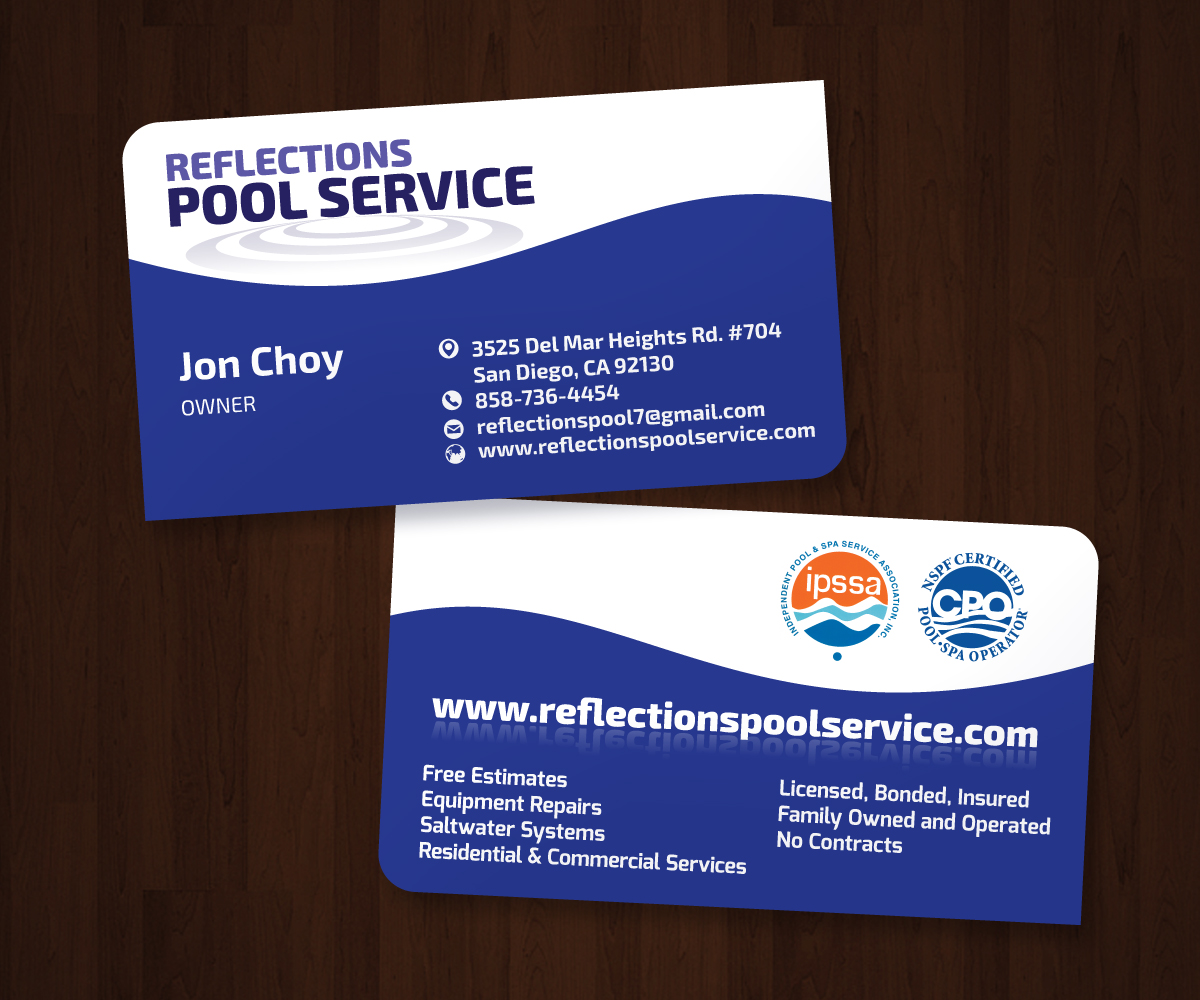 Business Card Design By Anthony For This Project