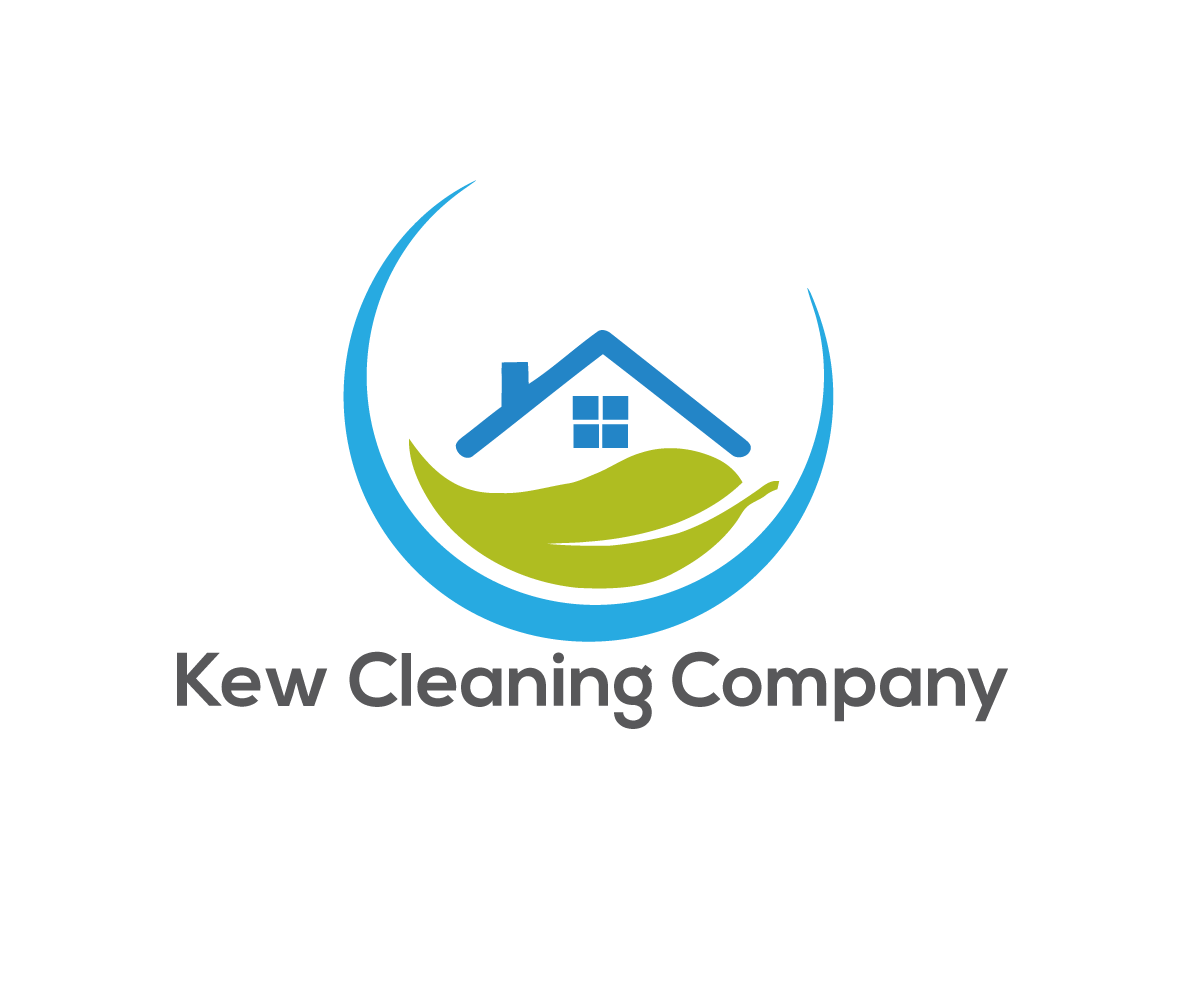 Serious modern logo design for kew cleaning company by for Household design company