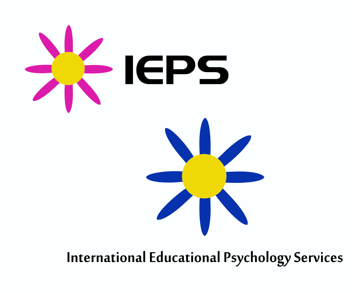 Professional upmarket psychology logo design for ieps for International decor services