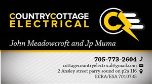 Electric company business card designs 2 electric company business cottage country electrical needs business cards asap business card design by milena design colourmoves