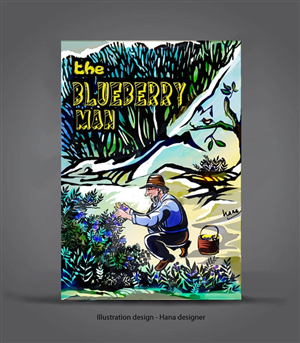 Illustration Design by Hana - 2 Sample Illustrations for a Children's Book (a ...