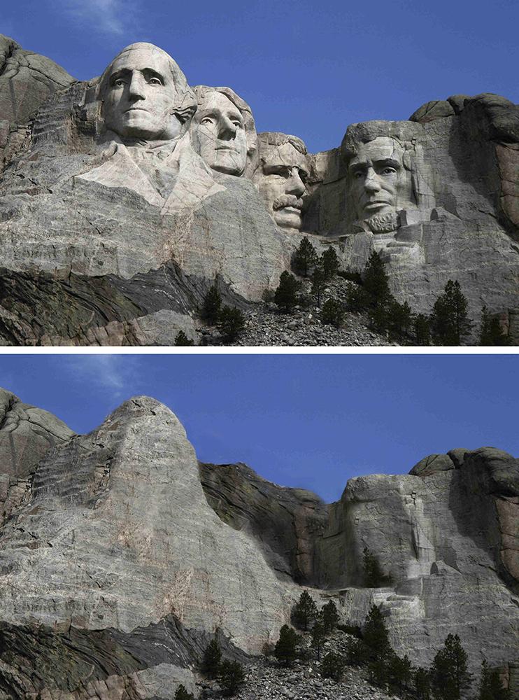 Designcrowd Photoshop Contest Famous Landmarks As You Ve