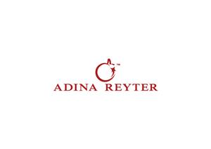 Adina Reyter   Logo Design by ~idiaz~