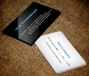 Motivational business card design galleries for inspiration psychotherapy life coaching writer motivational speaker business card design by nuhanenterprise colourmoves
