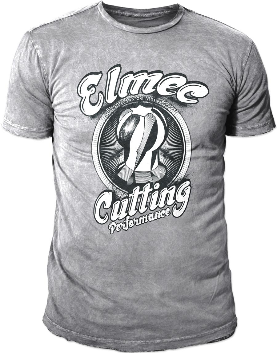 Modern Playful T Shirt Design For Elmec By Bableo