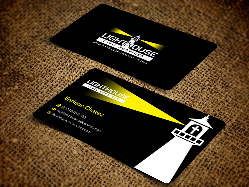 Modern, Bold Business Card Design for Yvette Chavez by ...