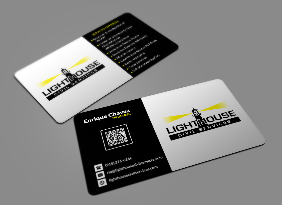 Modern, Bold, Business Business Card Design for a Company by ...