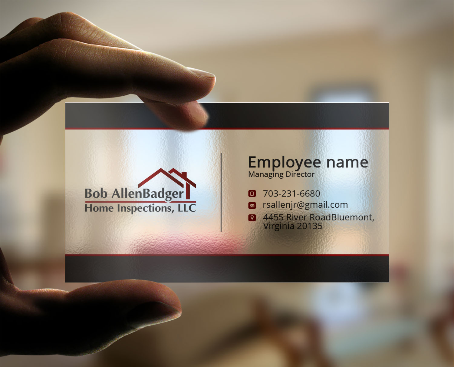 Traditional, Masculine, Business Business Card Design for a Company ...