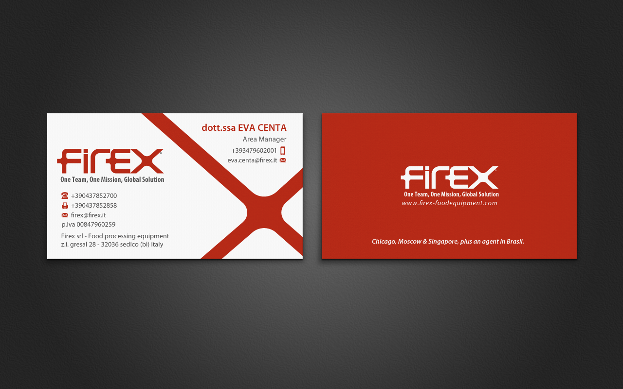 Professional modern business business card design for a company by business card design by pixelfountain for this project design 5931717 colourmoves