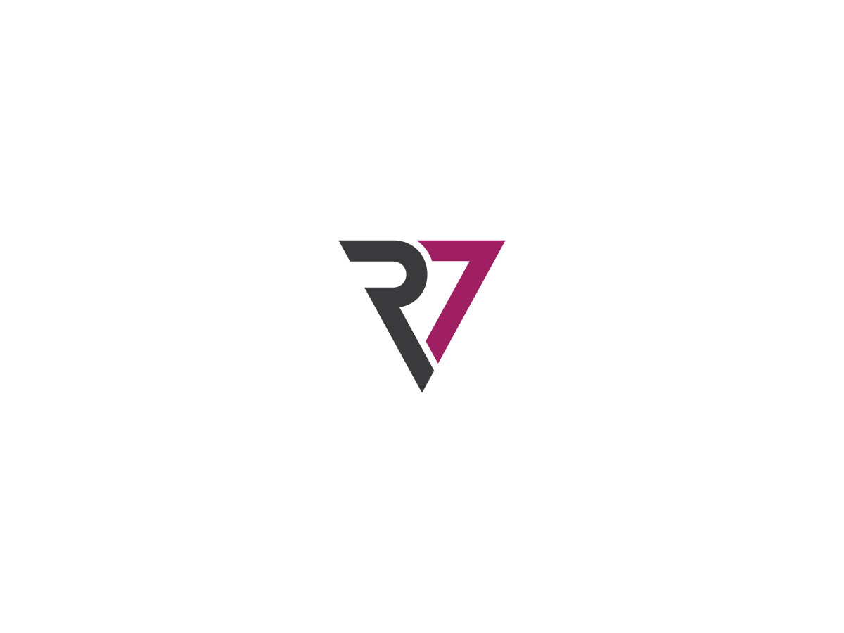 Bold, Modern Logo Design for Rubicon 7, LLC by ICreativeCreations ...