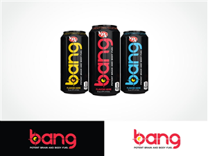 BANG Potent Brain and Body Fuel | Logo Design by ArtTank