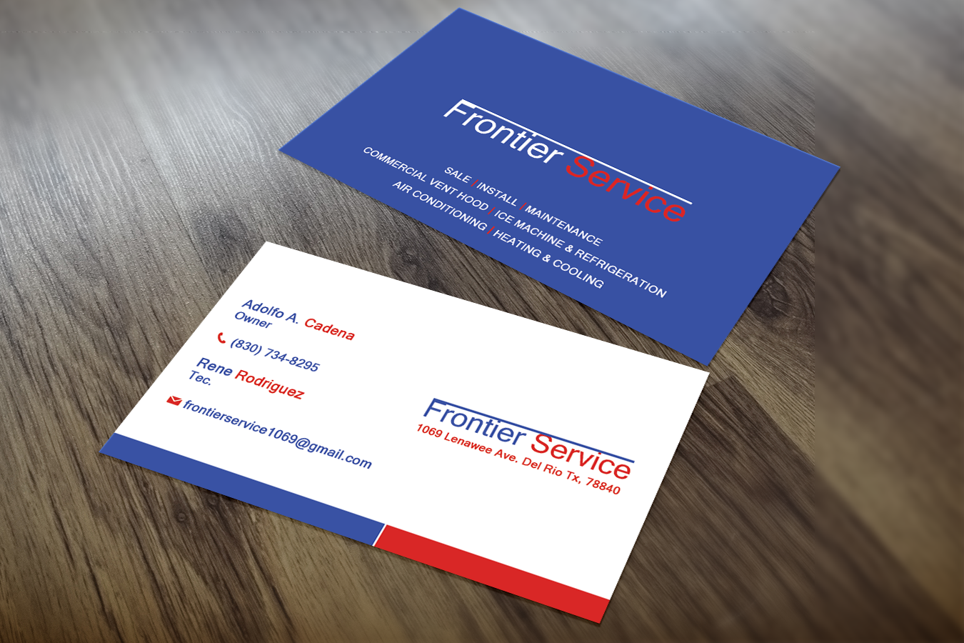 Air conditioning business card design for a company by sajin air conditioning business card design for a company in united states design 5906565 colourmoves