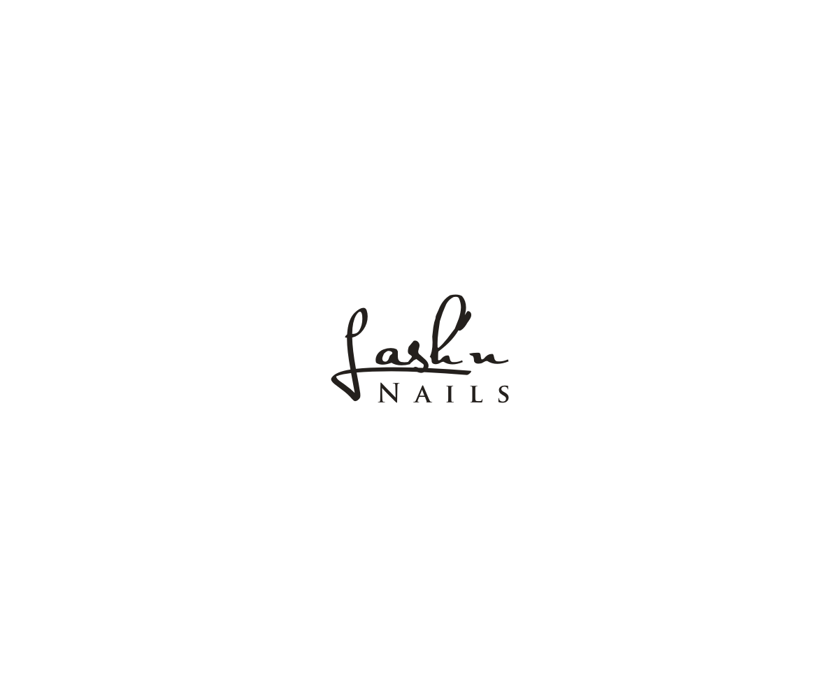 bold serious boutique logo design for for now i 39 m thinking lash 39 n nails by menstrims design. Black Bedroom Furniture Sets. Home Design Ideas