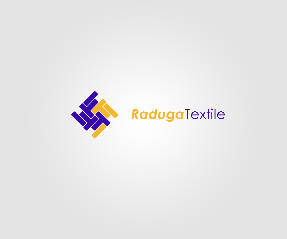modern professional advertising logo design for radugatextile by divine c design 1805892. Black Bedroom Furniture Sets. Home Design Ideas