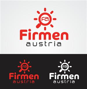 Designer Firmen serious traditional logo design for lightswan gmbh by graphic