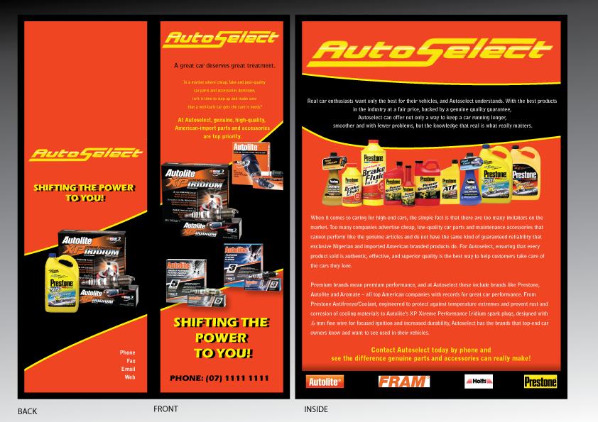 great flyer designs