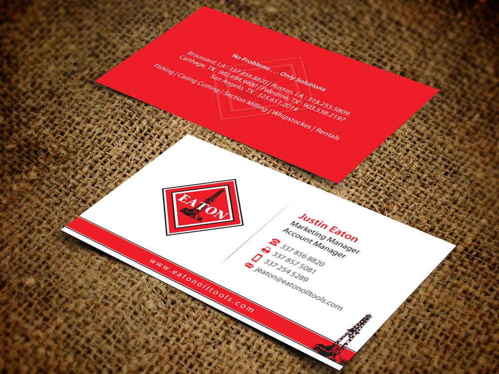Business Cards Ruston La Gallery - Card Design And Card Template