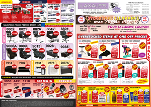 Flyer Design by UrbainFX - A3 Flyer / 4 Page A4 - May June 2015
