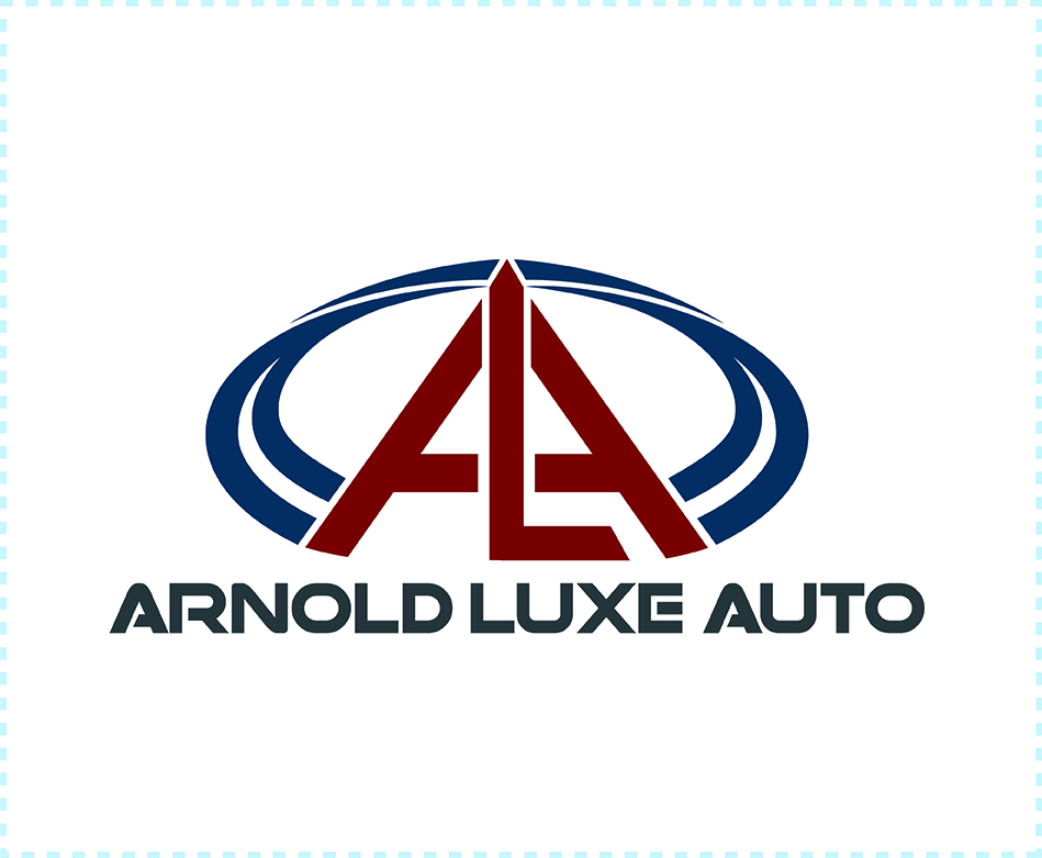 design de logo haut de gamme professionnelle used car pour arnold luxe auto par grapixzone. Black Bedroom Furniture Sets. Home Design Ideas