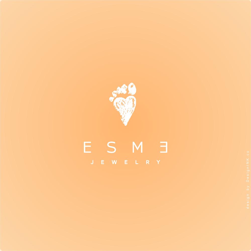 Serious Upmarket Jewelry Logo Design For Esme By Au9usto