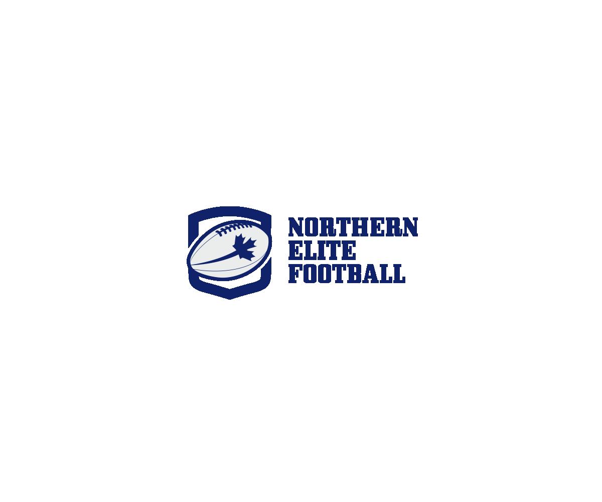 Serious modern training logo design for northern elite for Elite design
