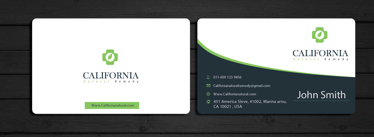 Serious, Professional, Medical Business Card Design for a Company by ...