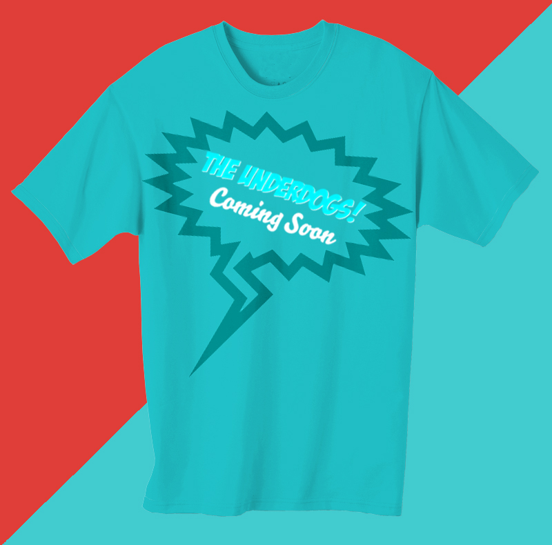 Modern masculine promo t shirt design for a company by for Design a shirt coupon