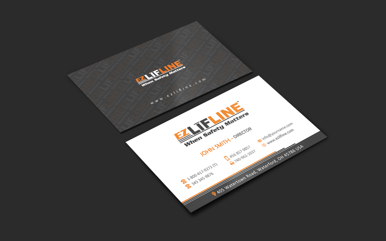 Modern professional business business card design for ezg business card design by pixelfountain for ezg manufacturing design 5949101 colourmoves