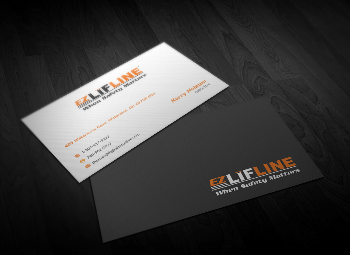 Modern professional business business card design for ezg business card design by pointless pixels india for ezg manufacturing design 5954191 colourmoves