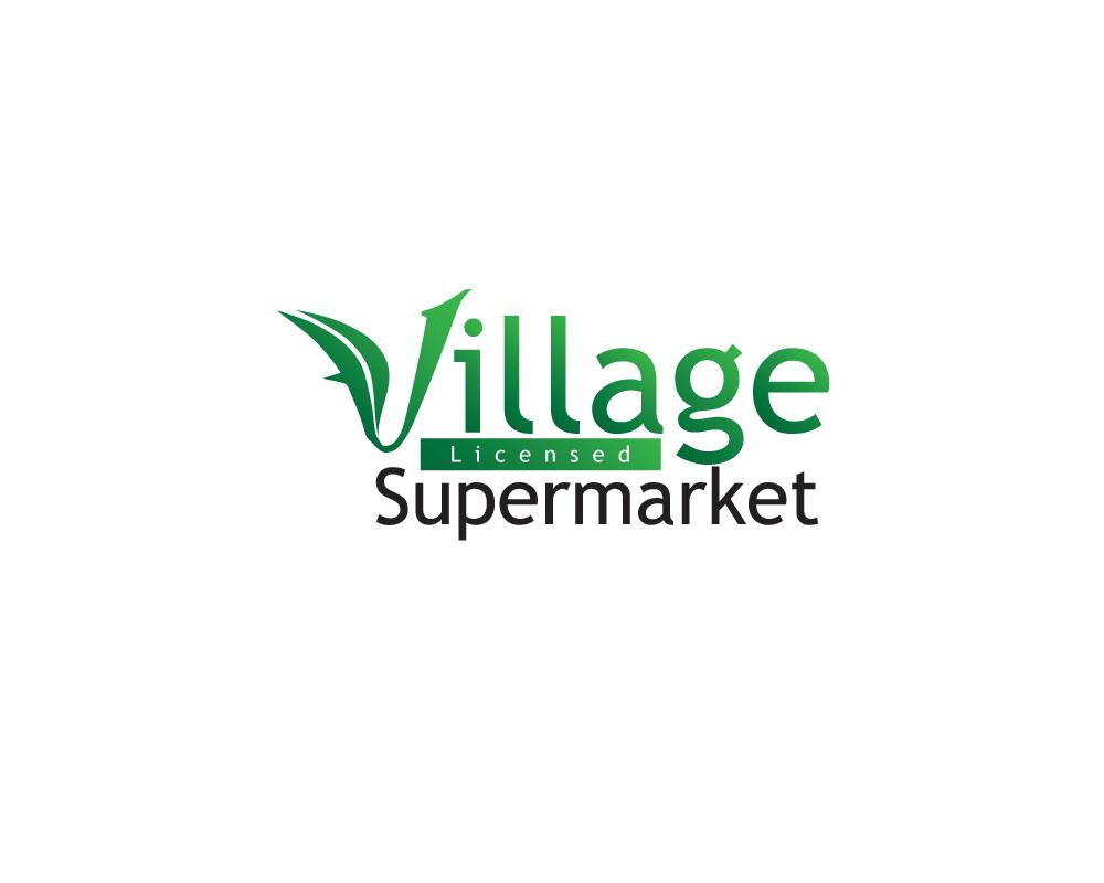 Village Licensed Supermarket | Logo Design Contest | Brief