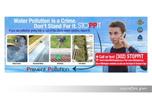 Brochure Design by  Najmi - Environmental Public Service Campaign Needs a B ...