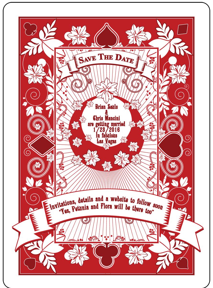 Modern, Upmarket, Wedding Invitation Design for Names.ly by Venus L ...