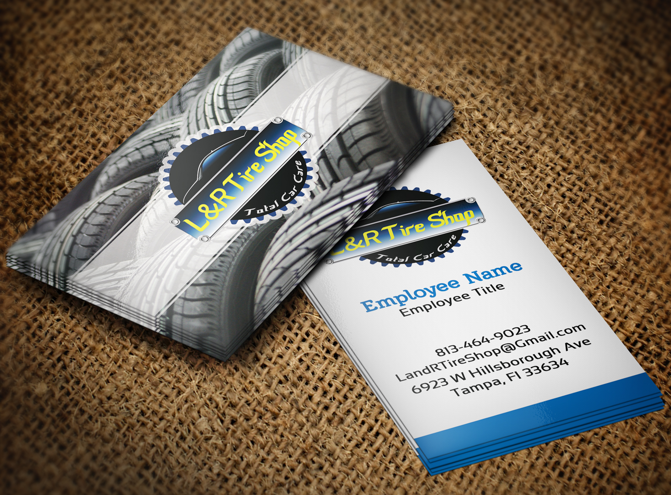 Modern, Masculine Business Card Design for lazaro rodriguez by ...