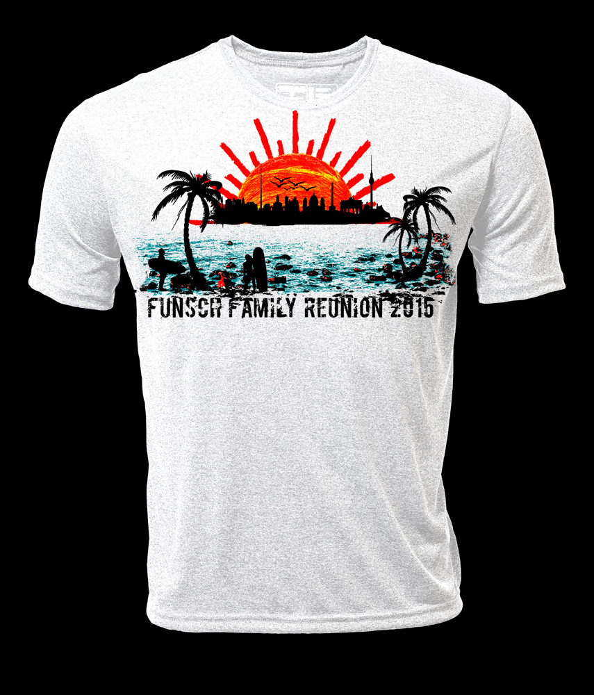 Design tshirt family - T Shirt Design Design 6023307 Submitted To Funsch Family Reunion 2015 Beach