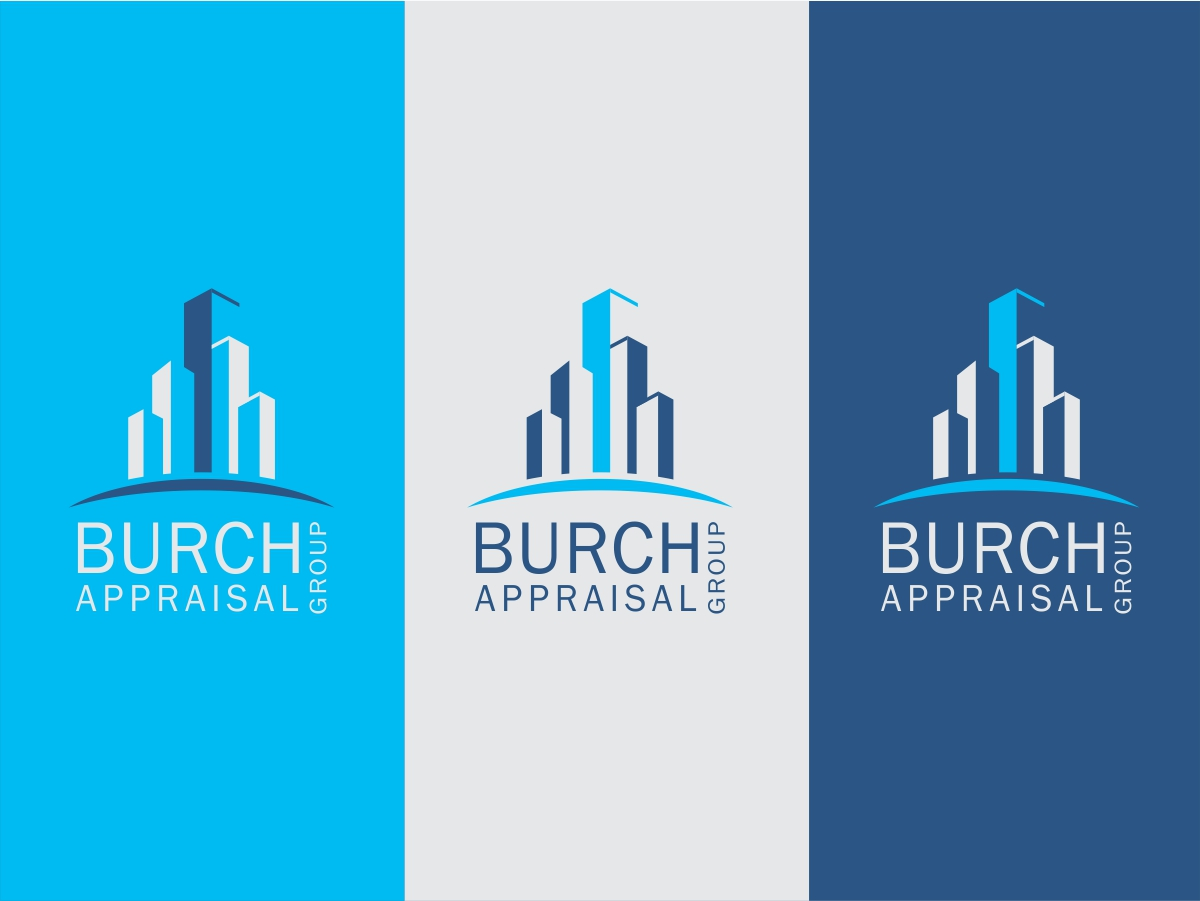 Commercial Property Appraisal : Logo design for daniel burch by logocraft