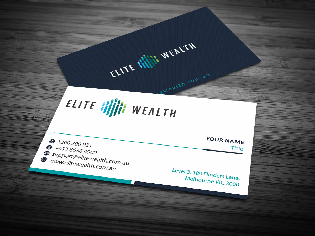 Serious professional education business card design for a company business card design by jetweb for this project design 5983185 colourmoves
