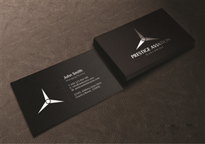 26 masculine business card designs business business for Www aviationbusinesscards com