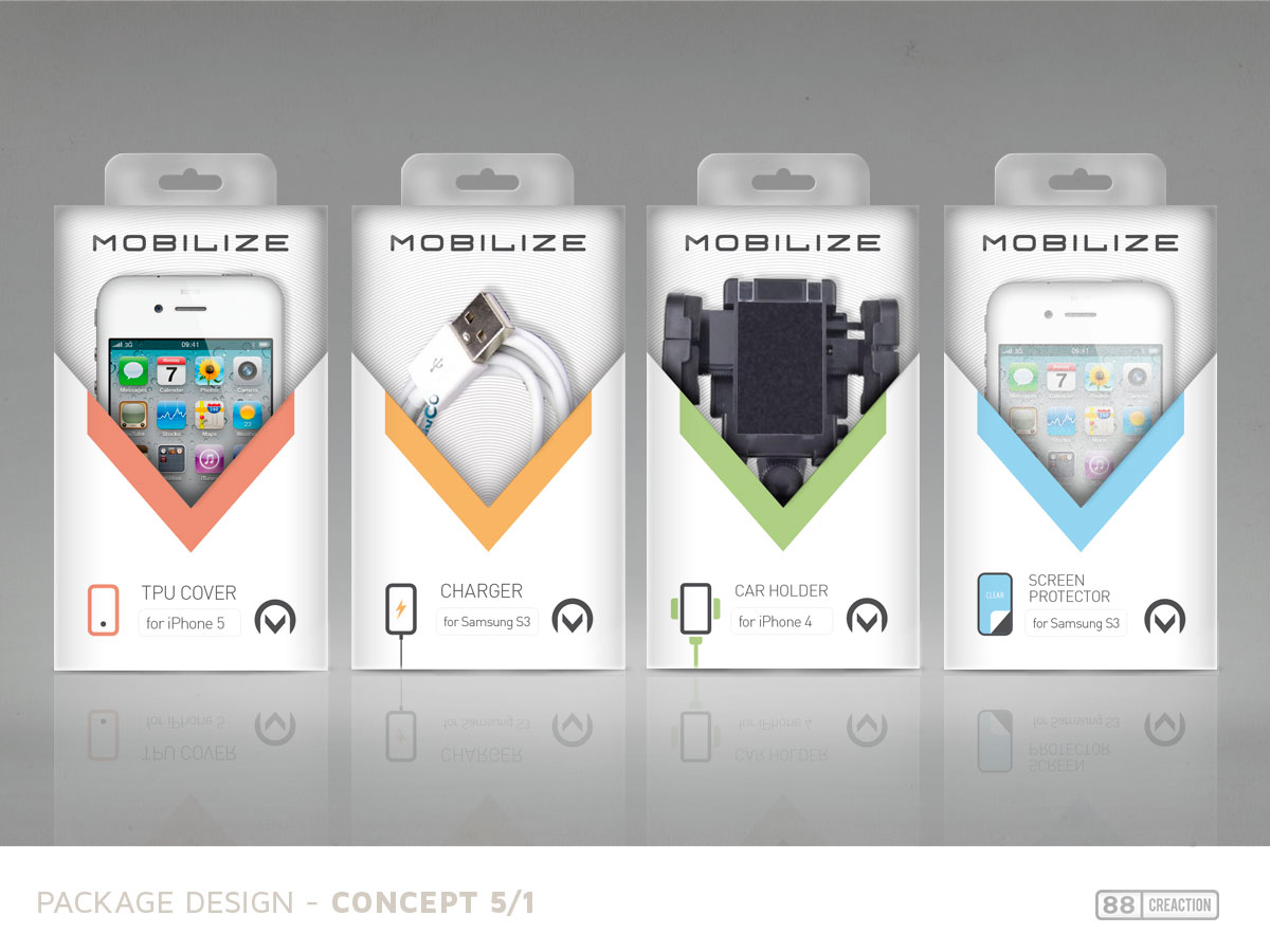 Case Design designer cell phone case : 39 Modern Professional Packaging Packaging Designs for a Packaging ...