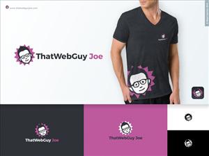 Logo Design by Raoul Camion - Fun, Bold logo design for personal branding web ...