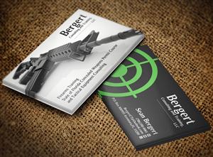 Business Card Design by Lanka Ama - Business Card Design