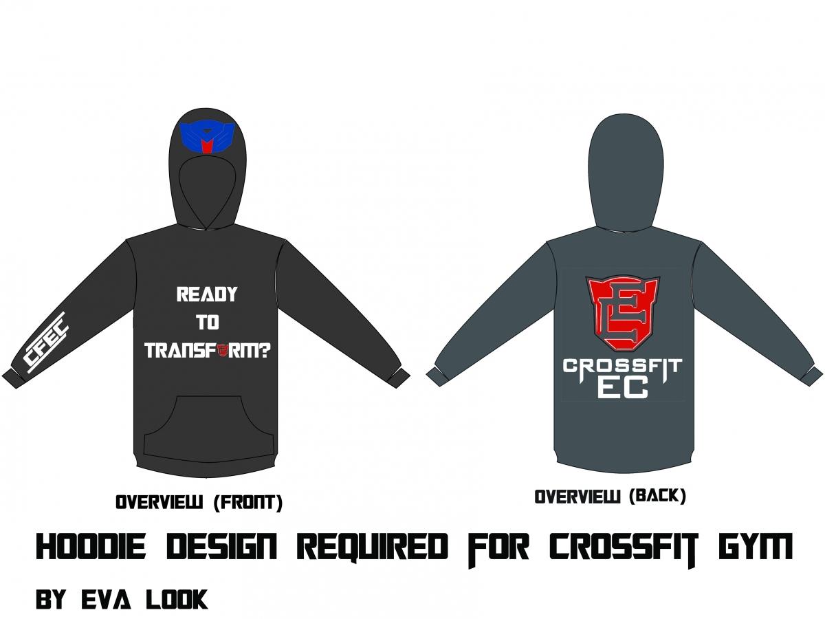 fd6743238 Playful, Bold, Gym T-shirt Design for a Company by evillia   Design ...
