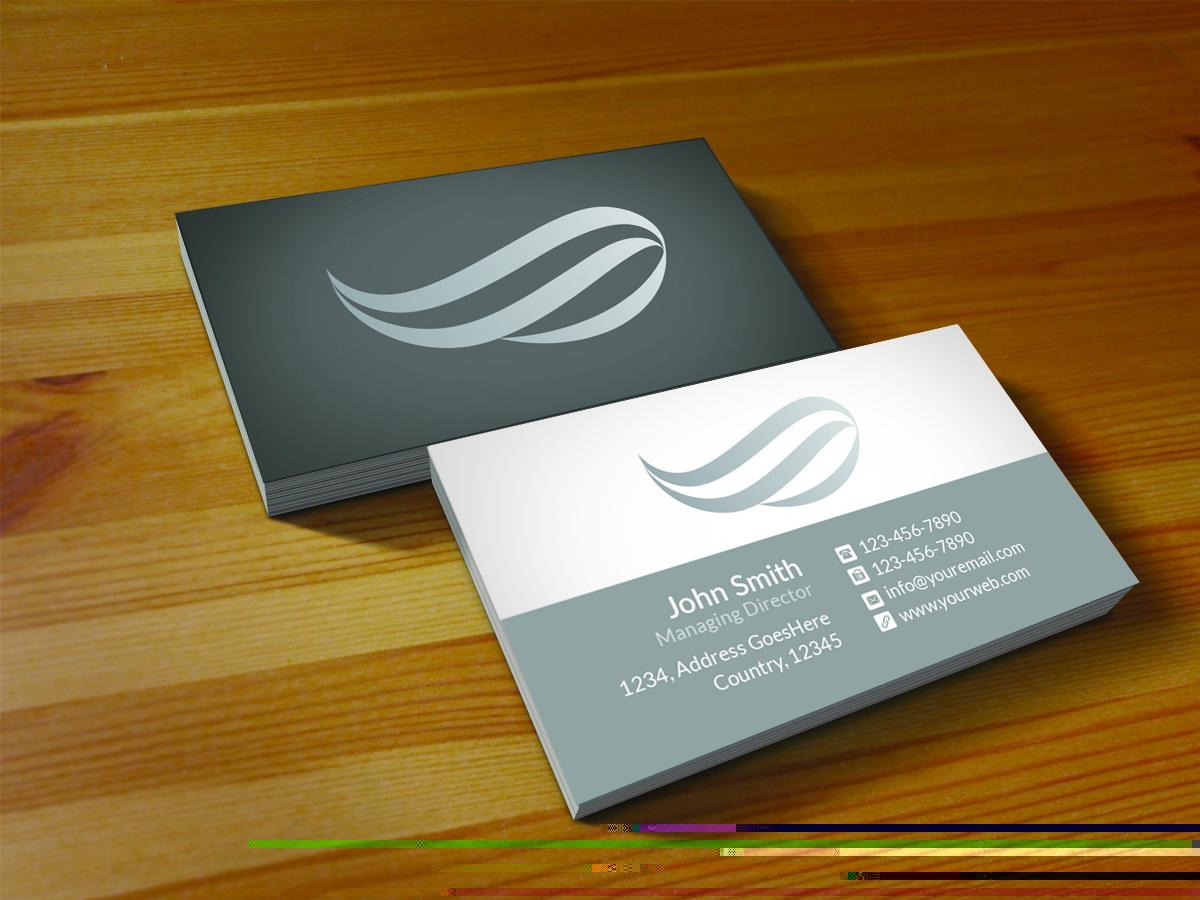 Modern elegant plastic business card design for a company by modern elegant plastic business card design for a company by creations box 2015 design 6030651 reheart Gallery