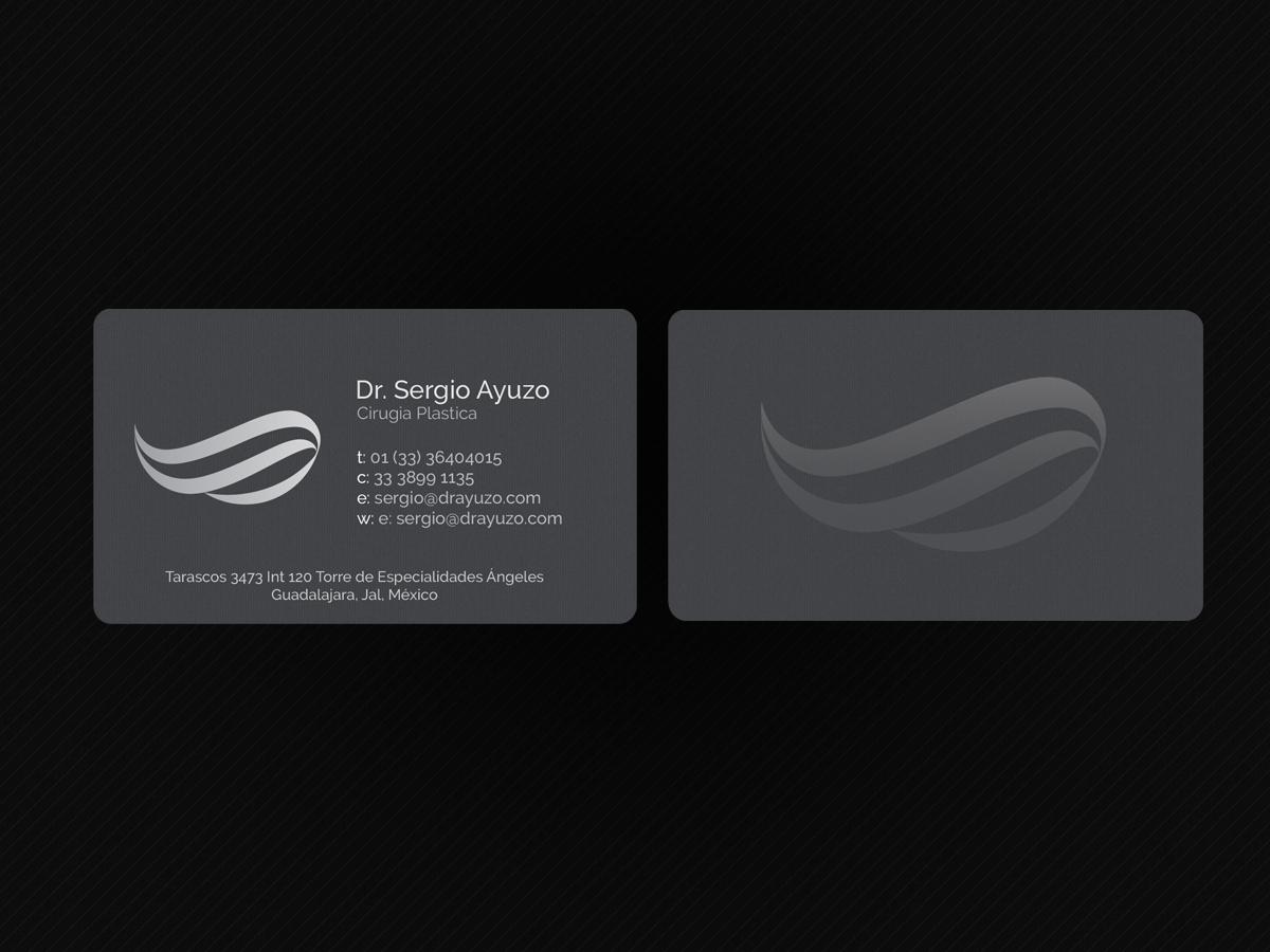 77 Modern Business Card Designs | Plastic Business Card Design ...